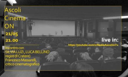 Quinto appuntamento di Ascoli Cinema On