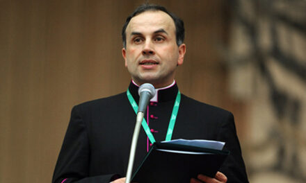 Il vescovo Domenico presidente Commissione Cultura CEI