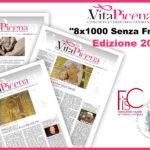 """Vincitori """"8×1000 senza frontiere"""" Edizione 2020"""