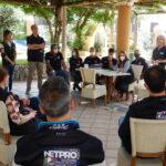 Protezione civile Ischia: Addestramento tecnici Ascolani