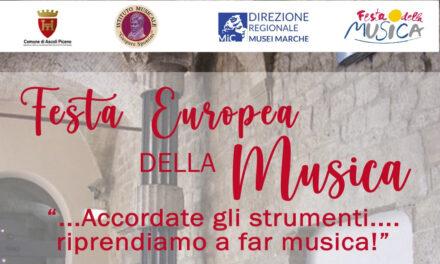Allo Spontini la Festa Europea della Musica
