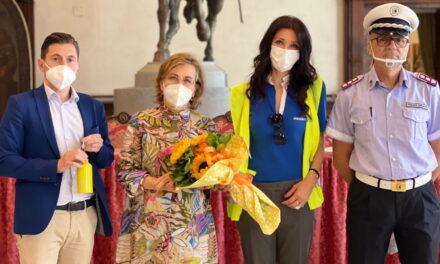 Piedibus: la cerimonia delle premiazioni in Pinacoteca