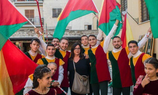 Quintana: intervista a Mariangela Gasparrini di S. Emidio