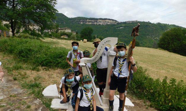 L'avventura del branco Seeonee, scout in caccia