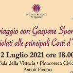 In viaggio con Spontini: ad Ascoli la conferenza-concerto