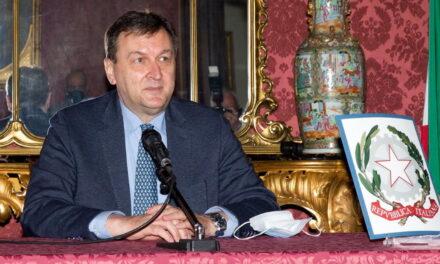 Il Prefetto Carlo De Rogatis in visita al Carcere