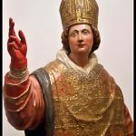 Arte e cultura: la statua lignea di Sant'Emidio