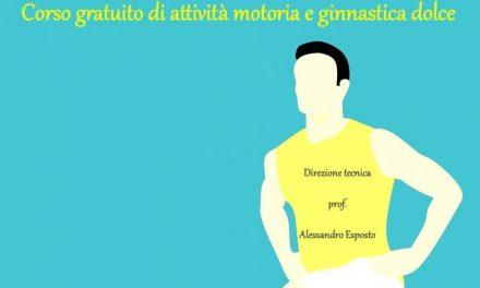 Attività motoria per rimanere in forma: La Salute passa a Palmiano