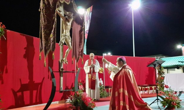 La festa del Santissimo Crocifisso dell'Icona