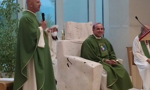 Don Paolo Sabatini è il nuovo parroco di Castel di Lama