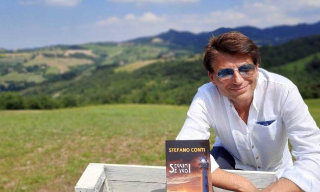 """""""A cena con l'autore"""" con Stefano Conti"""