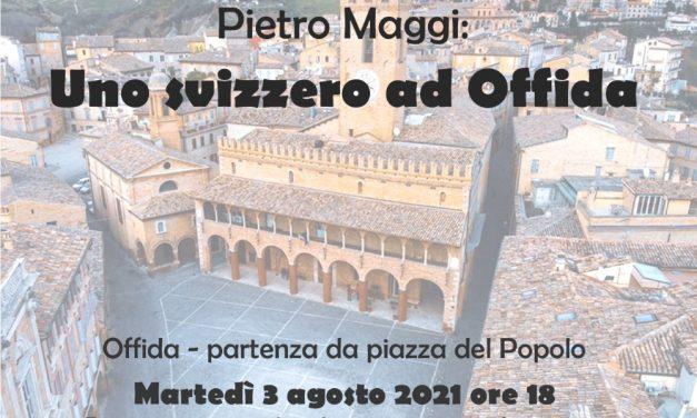 """Pietro Maggi: """"Uno svizzero ad Offida"""""""