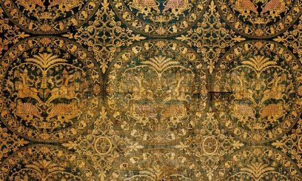 Tesori di fede: i tessili della sepoltura di Sant'Emidio