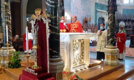 Festa di Sant'Emidio: il racconto della Messa Pontificale