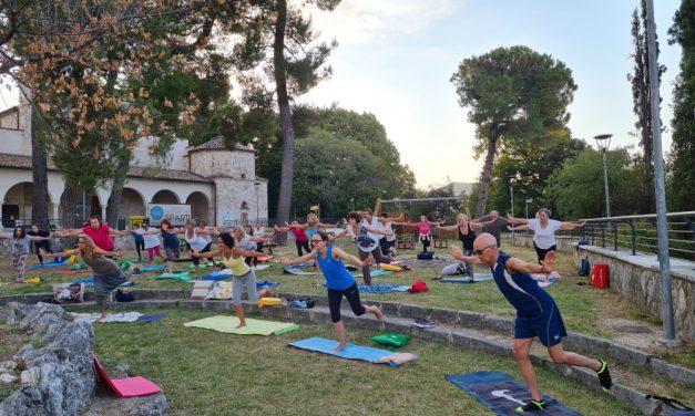 Benessere e cultura con le Acli tra Yoga e passeggiate