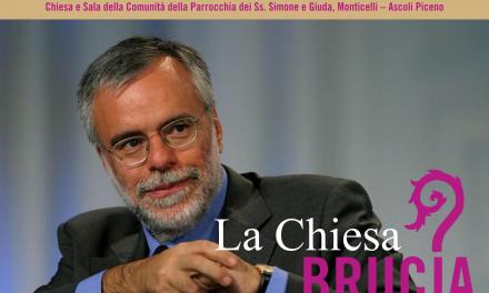 La Chiesa ascolana a convegno con Andrea Riccardi
