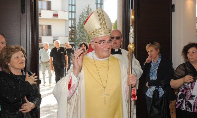 È morto Monsignor Conti: fu amministatore ad Ascoli