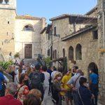 Castel Trosino si mostra: un museo a cielo aperto